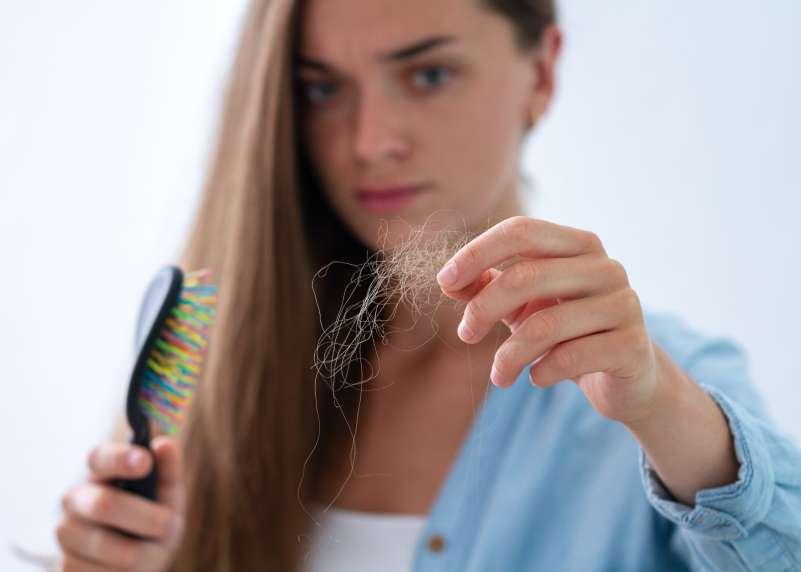 diagnostico y tratamientos calvicie mujer